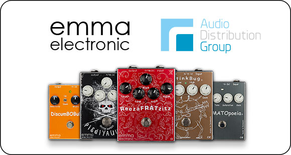 Audio Distribution Group takes on UK and European Distribution of Emma Electronic