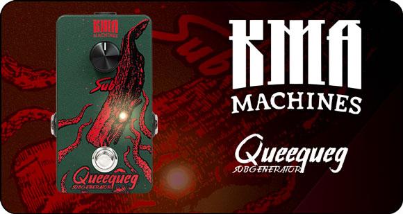 KMA Machines launch Queequeg - Subgenerator