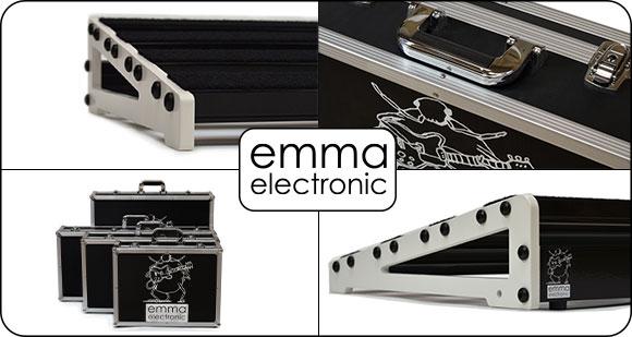 Emma Electronic launches AmARHyll range of pedalboards