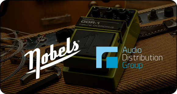 Audio Distribution Group announces the addition of Nobels to their catalogue of distributed brands