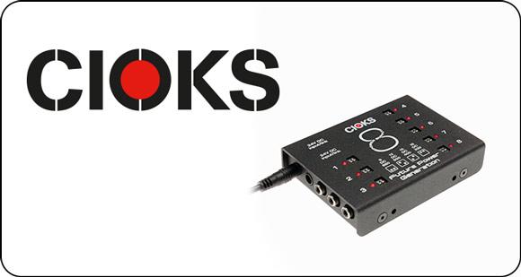 CIOKS launches 8 Expander Power Supply