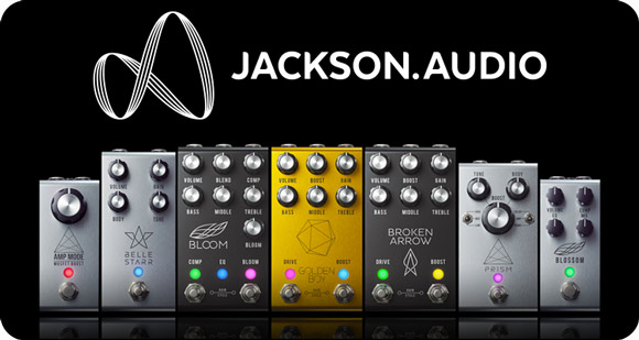 Announcing distribution of Jackson Audio in Europe