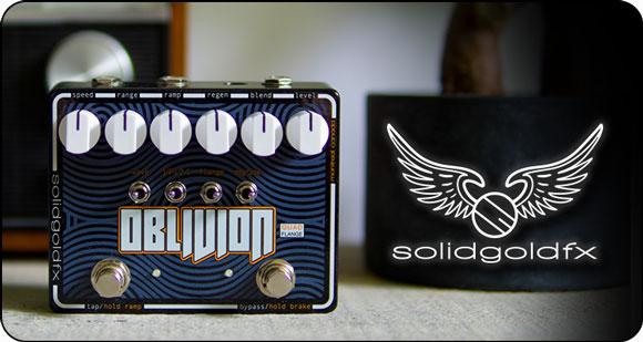 SolidGoldFX launch OBLIVION Quad Flange