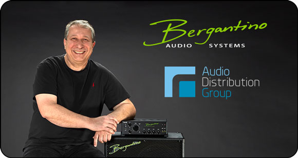 Audio Distribution Group announces the addition of Bergantino Audio Systems to their brand portfolio in Europe