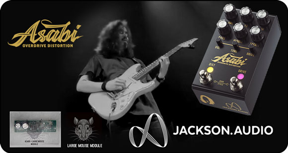 Jackson Audio launches ASABI and LARGE MOUSE