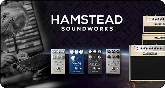 Announcing distribution of Hamstead Soundworks in mainland Europe