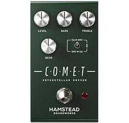 Hamstead Comet Interstellar Driver - Front